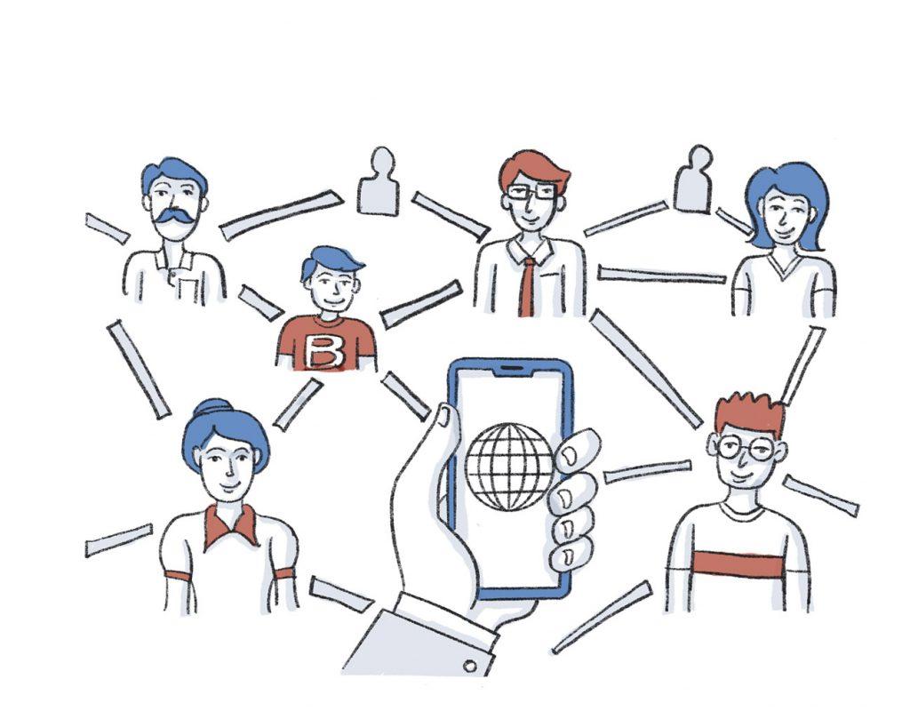 เทคโนโลยี community  แพลตฟอร์ม Platform แอพพลิเคชั่น